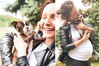 """Už si chová """"miminko""""! Těhotná Veronika Arichteva se pochlubila přírůstkem do rodiny"""