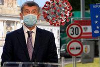 Koronavirus ONLINE: 326 mrtvých v ČR. Do Rakouska či Maďarska bez omezení, Německo bez testu