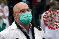 """Plešaté muže ohrožuje koronavirus více než """"vlasáče"""", varují vědci. Může za to hormon"""