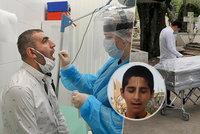 Mladík (14), který předpověděl pandemii koronaviru, přišel s dalším děsivým proroctvím: Další katastrofa přijde před Vánoci!