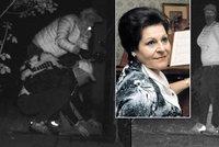 Pražskou vilu slavné zpěvačky vykradli zloději: Odnesli věci za miliony, jejich tváře zachytila fotopast