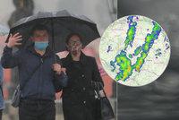 Za bouřky v Česku může Medard. Bude pršet a hrozí povodně, sledujte radar Blesku