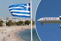 Dovolenkový ráj Čechů se bojí další vlny: Řecko nepustilo na ostrovy 2500 turistů