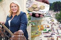 Státní poukazy na dovolenou podle ministryně Dostálové: Očešou je o 6 tisíc korun?