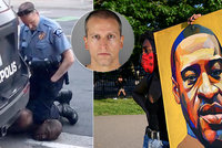Policista viněný za smrt George Floyda: Rozsudek po 11 hodinách radění poroty