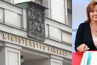 Schillerová ordinuje Česku obří sekeru i po krizi: Rozpočet má mít příští rok schodek 390 miliard