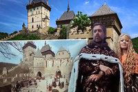 Na hradě je ženská! Proč se Vlastimil Brodský necítil na roli Karla IV.?