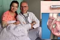 Nikolu (23) jako první v Evropě zachránil unikátní typ kardiostimulátoru! Do srdce se dává při vědomí
