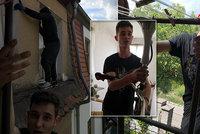 Zloději se vloupali do domu stařenky (89): Načapala je a ještě je stihla vyfotit! Poznáte je?