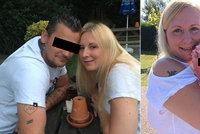 Michaela (48) zatkli za brutální vraždu manželky: Našli ji ubodanou u bývalého blázince