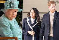 Královna Alžběta učinila drsné opatření: Meghan má se šperky utrum!