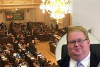 Sněmovna zpackala veřejnou zakázku na kamery za 16 milionů. Soutěž vypíše znovu