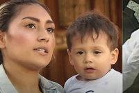 Děs mámy s miminkem v kočárku: Žena si je vyhlédla, sundala roušku a začala kašlat