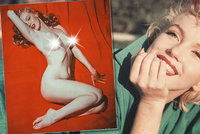 Snímek nahé Marilyn Monroe jde do aukce: Za focení dostala směšnou částku