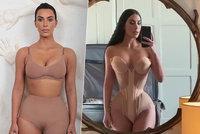 Kim Kardashianová předvedla neskutečný vosí pas! Hazard se zdravím?!