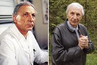 5 let od smrti primáře Sovy (†91) z Nemocnice na kraji města: Mluvil s duchem své matky!