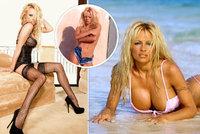 Pamela Andersonová slaví 53 let: Zírejte na nejodvážnější fotky její kariéry!