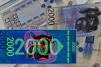 Dvoutisícovka s nafukovacím buvolem: Takhle budou vypadat bankovky? Návrhy studentů vystavuje ČNB