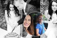 Hvězda Tváře Markéta Procházková slaví třetí výročí svatby: Fotky z ní odhalila až teď!