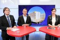 Vysíláme: Nové byty už jen pro ty nejbohatší? Kde a jak budeme bydlet?