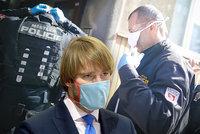 Razie kvůli respirátorům: Policie byla i u Vojtěcha, dodavateli zabavili účty a počítač