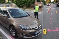 Tragická nehoda v lázeňském městě! Studentku (†16) srazilo auto a hned potom další