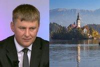Češi mimo Ostravska můžou do Slovinska bez testů. Petříček zmínil namátkové kontroly