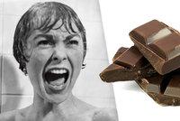 Všechno, co jste nevěděli o čokoládě! Překvapivá spojitost s hororem Psycho!