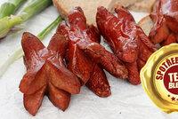 Velký test špekáčků: Používají výrobci tradiční recepturu? Které chutnaly nejvíce?