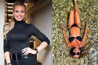 Okouzlující Lucie Borhyová na dovolené: Odhalila neskutečně sexy křivky!