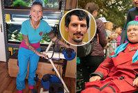 Jára (42) trpí stejnou nemocí jako fotbalista Čišovský (†40): ALS se ozvala na plese