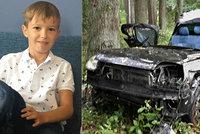 Adam (8) je hrdina! Zraněný přivedl pomoc pro kamaráda a maminku: Převrátilo se s nimi auto