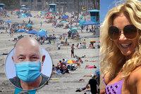 Koronavirus ONLINE: Nákaza v rodinném parku v Milovicích. Babiš: A Řecko testy zas zruší