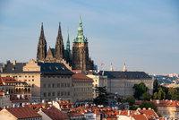 Stověžatá Praha: Uchvátí Pražský hrad, Vyšehrad, Petřínská rozhledna či Tančící dům
