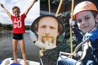 Jirka potřebuje transplantaci kostní dřeně: Hledat dárce mu pomáhá i Tomáš Klus
