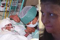 Natálka trpí 11 let od žhářského útoku bolestmi: Pachatelé mají většinu trestu za sebou