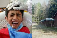 Koronavirus ONLINE: 80 dětí v karanténě po nákaze na táboře. A podzimní návrat roušek do MHD