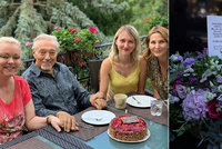Vzkaz na hrobě Karla Gotta (†80) odhalil: Další rozvod v rodině!