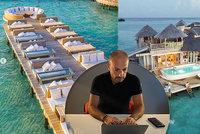 Z Karibiku jako z Evropy. Exotický ráj bojuje o turisty a láká i na luxusní home office