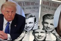 """""""Peníze místo lásky,"""" popsala Trumpa neteř. A jako psycholožka vzkazuje: """"Rezignuj!"""""""