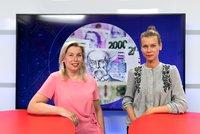 Vysíláme: Rektorka Nerudová o půlbilionovém schodku. Bude vůbec na důchody?