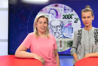 Vysílali jsme: Rektorka Nerudová o půlbilionovém schodku. Bude vůbec na důchody?