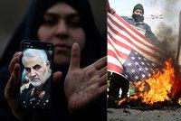 Tvrdý trest za smrt generála. Írán popravil špiona, který prozradil úkryt Solejmáního