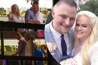Detaily z veselky Moniky Štikové (48): Víme, co se dělo před svatební nocí s mladíčkem!