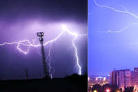 Lovec bouřek o nebezpečných blescích: Kam se rozhodně neschovávat?