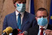 Koronavirus ONLINE: Nakazil se i šéf statistiků. A kvůli Rážové jsou v karanténě Moravec a Vojtěch