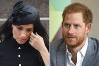 Princ Harry se vrací do Británie! Ovšem Meghan hodlá nechat doma