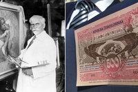 Sběratelská rarita: Po více než 100 letech vytiskli Muchovu pětistovku