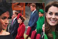 Chlad a přehlížení! Nové detaily o válce vévodkyní Kate a Meghan