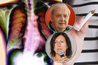 Rakovina plic zabije 85 % pacientů, protože ji odhalí pozdě! Odborníci promluvili o naději, koho se týká?